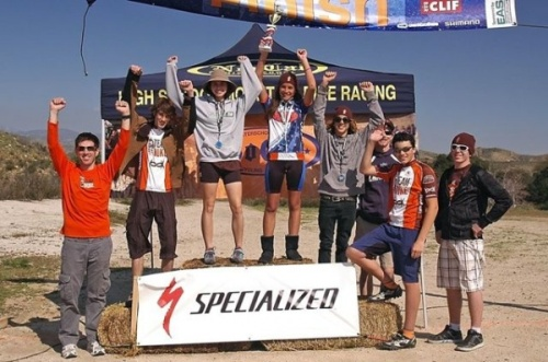 #1 High School Mountain Bike Team in Southern California. BOOYA!