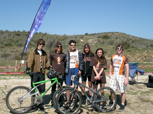 The OG OC Bike Team, 2009