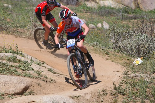 CdM HS MTB Racer James Pflughaupt March 2013